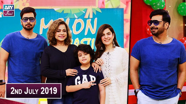 Salam Zindagi with Faysal Qureshi – 2nd July 2019