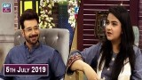Salam Zindagi with Faysal Qureshi – 5th July 2019