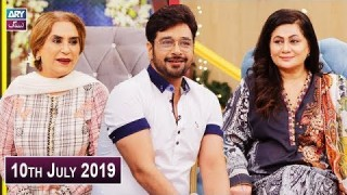 Salam Zindagi with Faysal Qureshi – 10th July 2019
