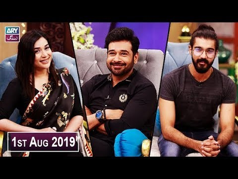 Salam Zindagi with Faysal Qureshi – 1st August 2019