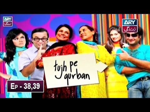 Tujh Pe Qurban Episode 38 & 39 – 20th August 2019