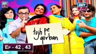 Tujh Pe Qurban Episode 42 & 43 – 22nd August 2019