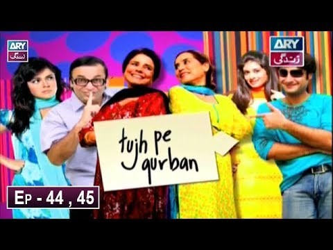 Tujh Pe Qurban Episode 44 & 45 – 27th August 2019