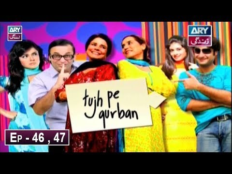 Tujh Pe Qurban Episode 46 & 47 – 28th August 2019
