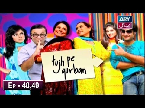 Tujh Pe Qurban Episode 48 & 49 – 29th August 2019