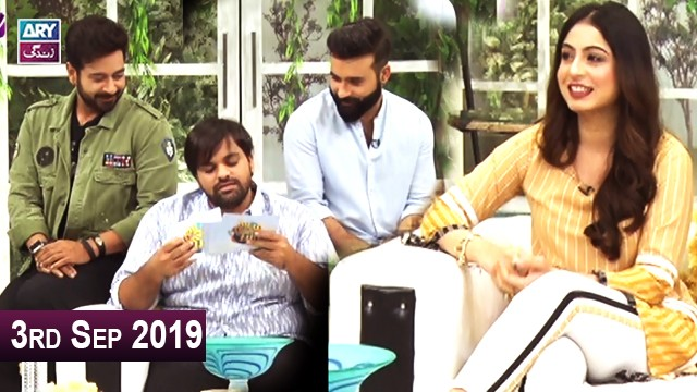 Salam Zindagi with Faysal Qureshi – 3rd September 2019