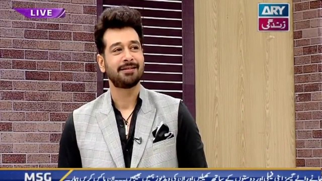 A Beautiful Message by Faysal Qureshi & Faizan