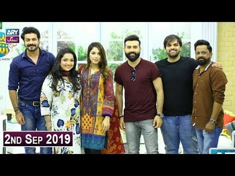 Salam Zindagi with Faysal Qureshi – 2nd September 2019