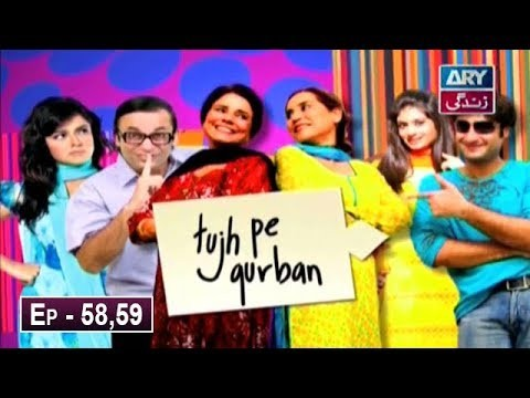 Tujh Pe Qurban Episode 58 & 59 – 11th September 2019