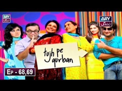 Tujh Pe Qurban Episode 68 & 69 – 19th September 2019