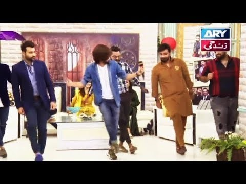 Dance Performance of Faysal Qureshi | Aadi | Faizan