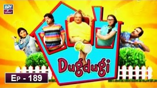 Dugdugi Episode 189 – 13th October 2019