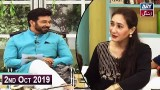Salam Zindagi with Faysal Qureshi – 2nd October 2019