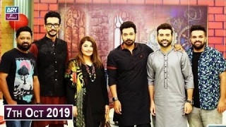 Salam Zindagi with Faysal Qureshi – 7th October 2019