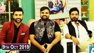 Salam Zindagi with Faysal Qureshi – 9th October 2019