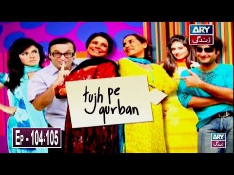 Tujh Pe Qurban Episode 104 & 105 – 22nd October 2019