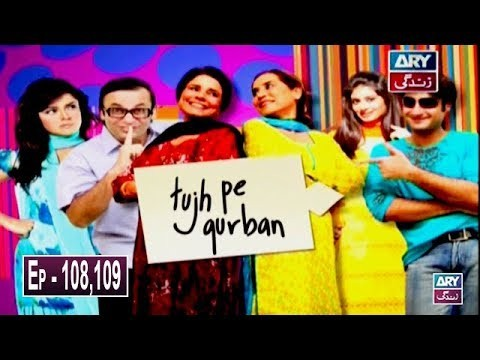 Tujh Pe Qurban Episode 108 & 109 – 24th October 2019