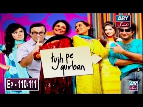 Tujh Pe Qurban Episode 110 & 111 – 28th October 2019