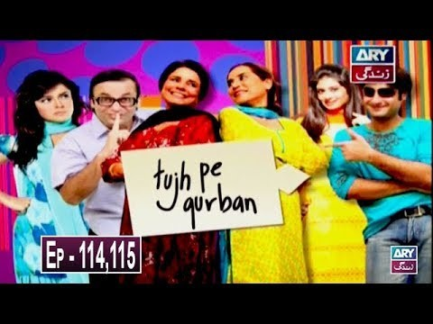 Tujh Pe Qurban Episode 114 & 115 – 30th October 2019