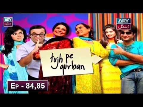Tujh Pe Qurban Episode 84 & 85 – 3rd October 2019