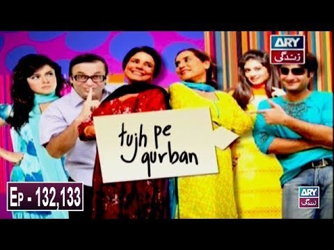 Tujh Pe Qurban Episode 132 & 133 – 14th November 2019