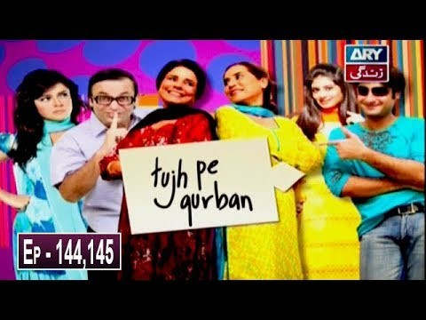 Tujh Pe Qurban Episode 144 & 145 – 25th November 2019