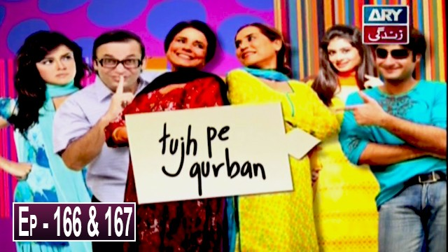 Tujh Pe Qurban Episode 166 & 167 – 11th December 2019