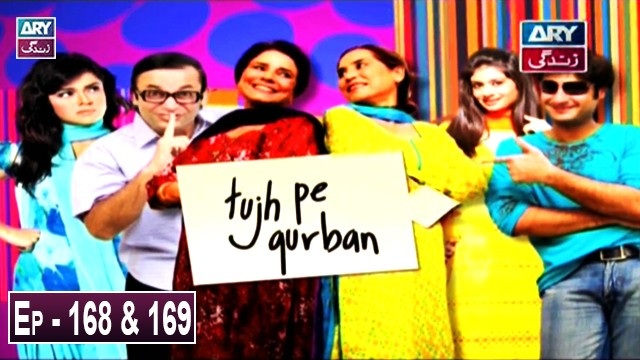Tujh Pe Qurban Episode 168 & 169 – 12th December 2019