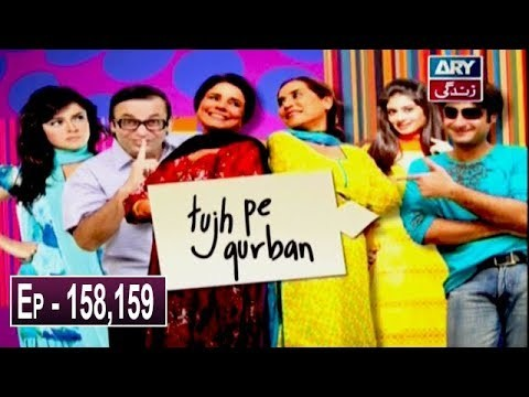 Tujh Pe Qurban Episode 158 & 159 – 5th December 2019