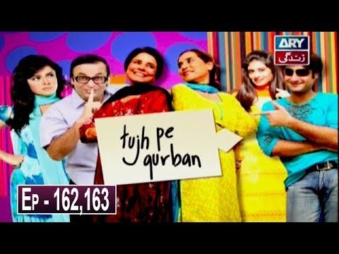 Tujh Pe Qurban Episode 162 & 163 – 9th December 2019