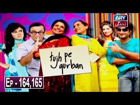 Tujh Pe Qurban Episode 164 & 165 – 10th December 2019