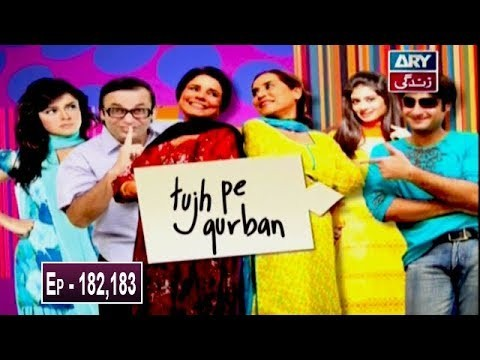 Tujh Pe Qurban Episode 182 & 183 | 25th December 2019