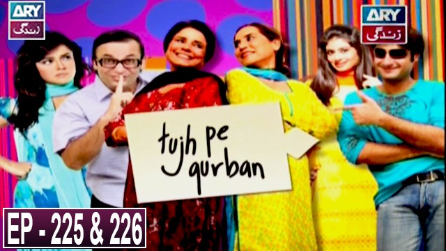 Tujh Pe Qurban Episode 225 & 226 | 30th January 2020