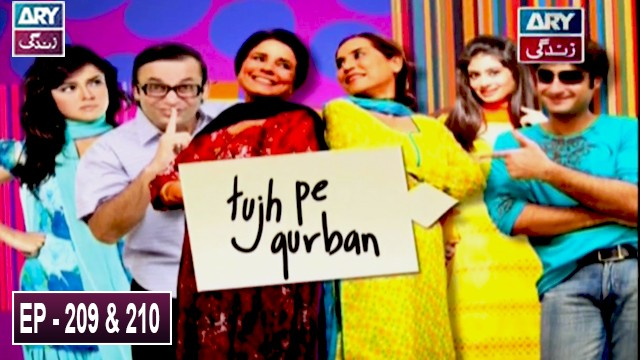 Tujh Pe Qurban Episode 209 & 210 | 16th January 2020
