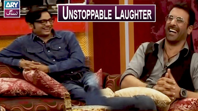 Unstoppable Laughter With Nabeel Zafar & Shamoon Abbasi | #FaisalQureshi.