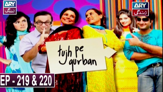 Tujh Pe Qurban Episode 219 & 220 | 27th January 2020