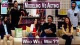 Modeling Vs Acting | Who Will win ?? | Salam Zindagi With Faisal Qureshi #Model #Actor.