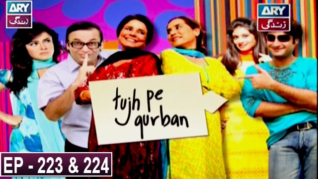 Tujh Pe Qurban Episode 223 & 224 | 29th January 2020