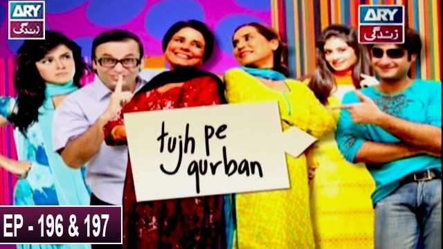 Tujh Pe Qurban Episode 196 & 197  | 6th January 2020
