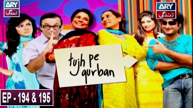 Tujh Pe Qurban Episode 194 & 195 | 2nd January 2020