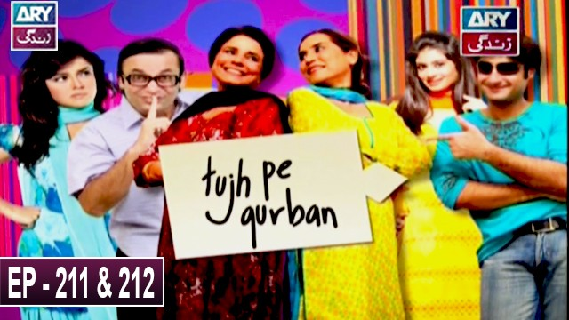 Tujh Pe Qurban Episode 211 & 212 | 20th January 2020