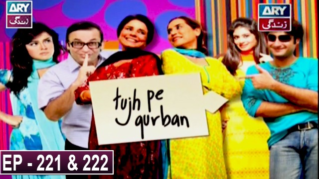Tujh Pe Qurban Episode 221 & 222 | 28th January 2020