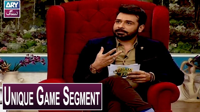First Thing That Comes In Your Mind | Salam Zindagi With Faisal Qureshi #AbbasJafferi #SaudQasmi