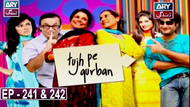 Tujh Pe Qurban Episode 241 & 242 | 17th February 2020.