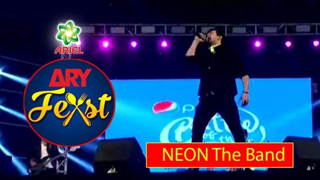 Power Packed Perfomance By NEON The Band | ARY FEAST Karachi | 14th February 2020.