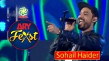 Amazing Perfomance By Sohail Haider In Pakistan's Biggest Family Food & Music Festival | ARY Feast.