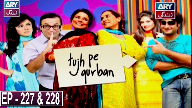 Tujh Pe Qurban Episode 227 & 228 | 3rd February 2020