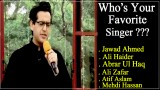 Pakistan Top  Singers Parody || Amazing Voice Parody By Shafaat Ali.