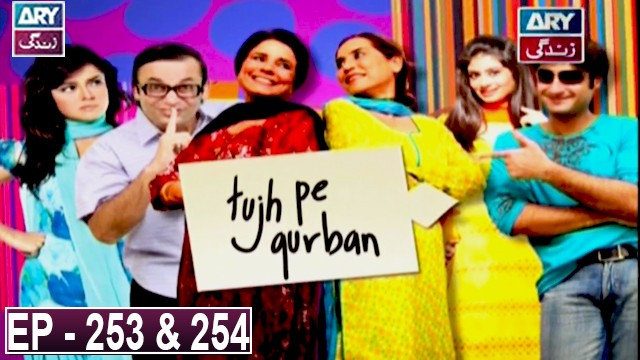 Tujh Pe Qurban Episode 253 & 254 | 2nd March 2020