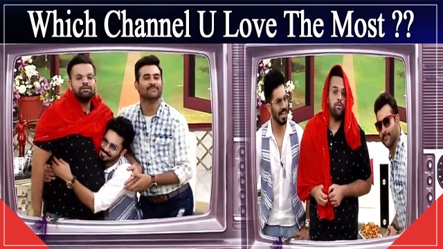 Funniest Game Show – Which Channel U Love The Most ?? || Amazing Tv Channels.